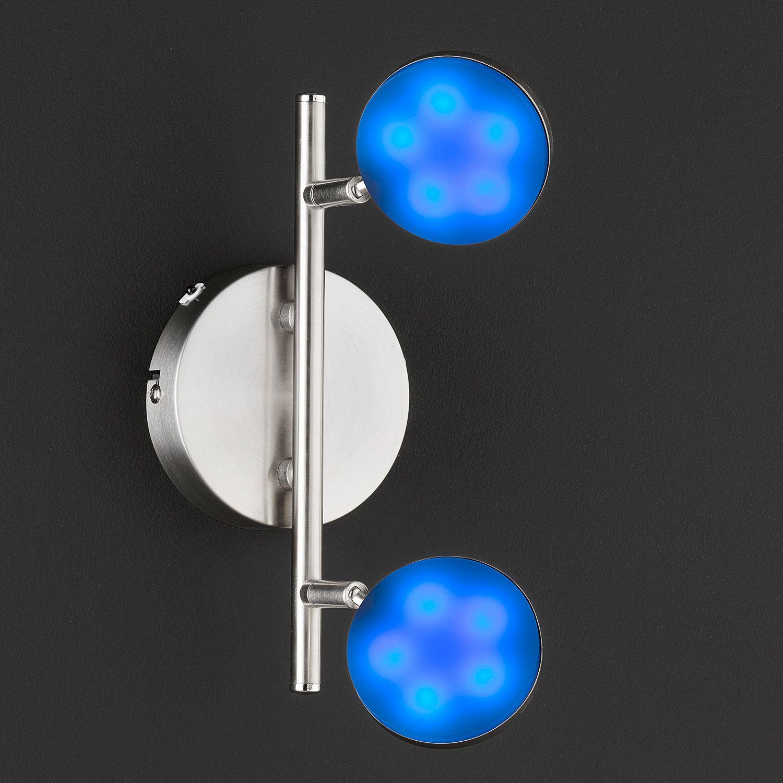 home24 LED-Deckenleuchte Shelton I
