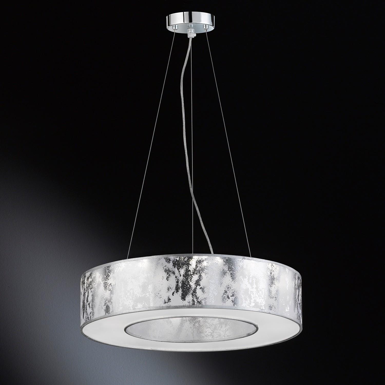 home24 LED-Pendelleuchte Leika II