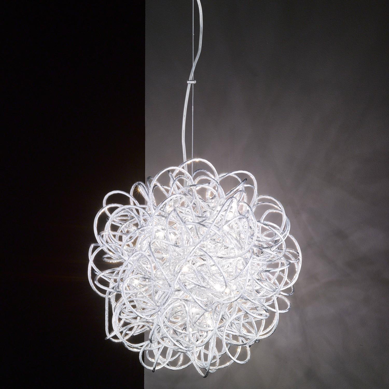 home24 LED-Pendelleuchte Apart