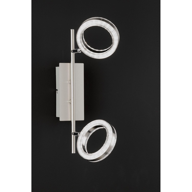 home24 LED-Deckenleuchte Geza I