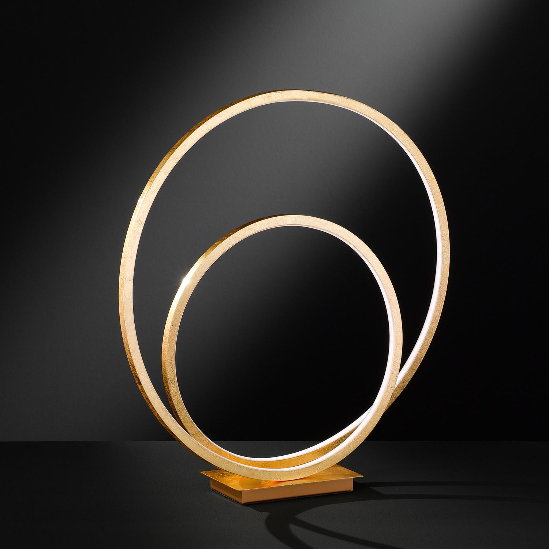 home24 LED-Tischleuchte Loris