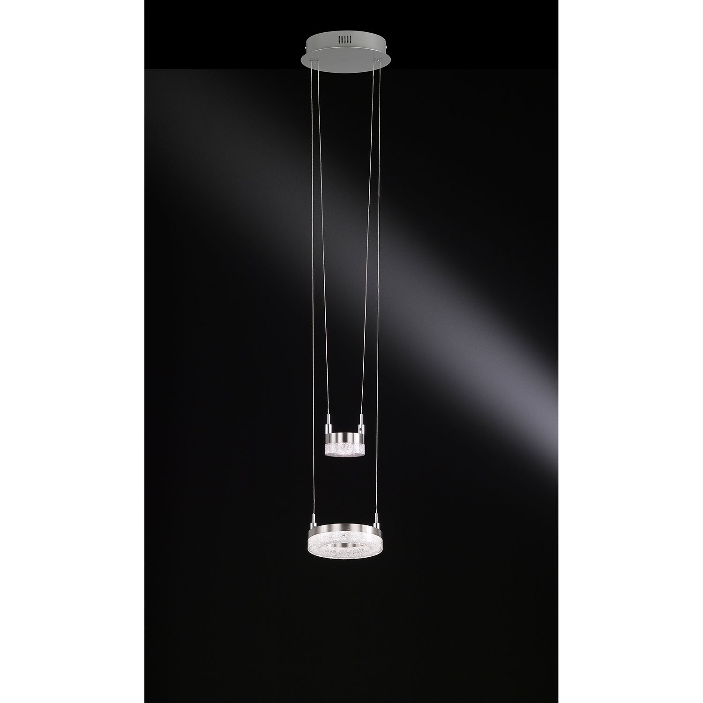 home24 LED-Pendelleuchte Mason I