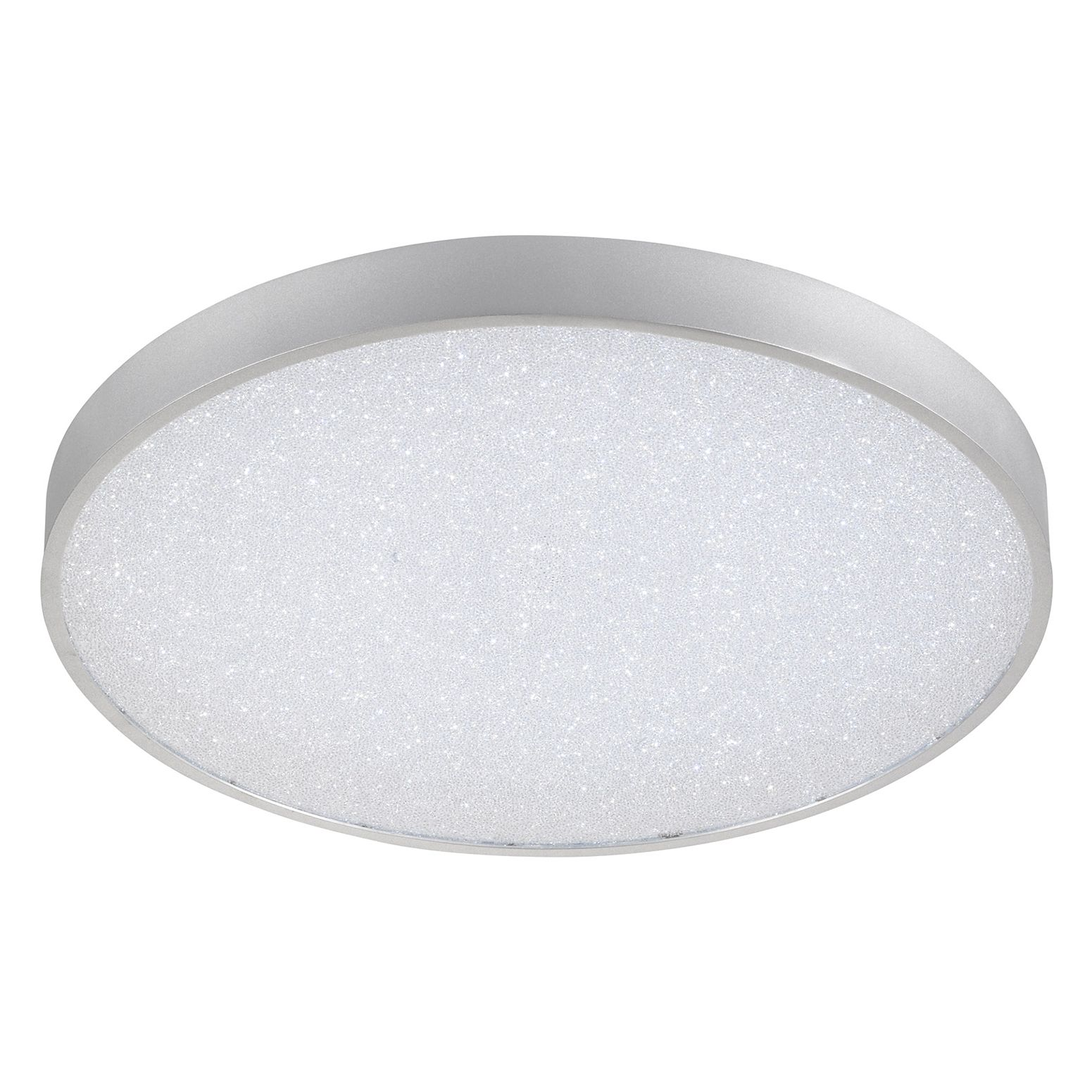 home24 LED-Deckenleuchte Glam I