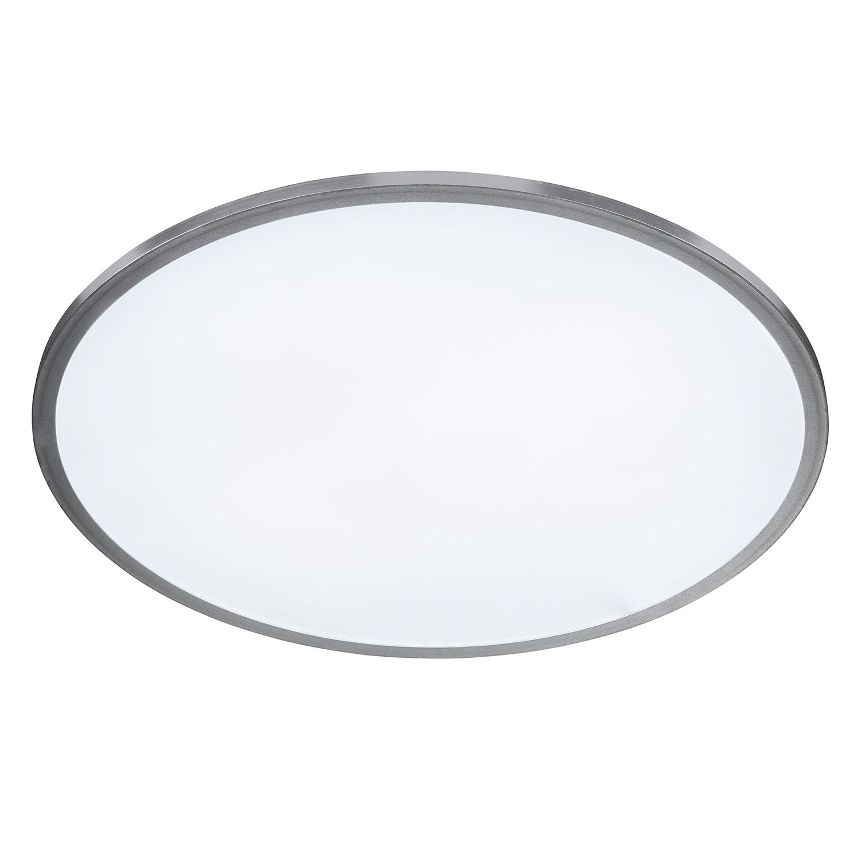 home24 LED-Deckenleuchte Linox II