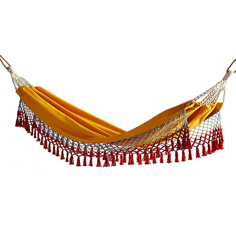 Haengematte Akana | Garten | Orange | Textil | twentyfour