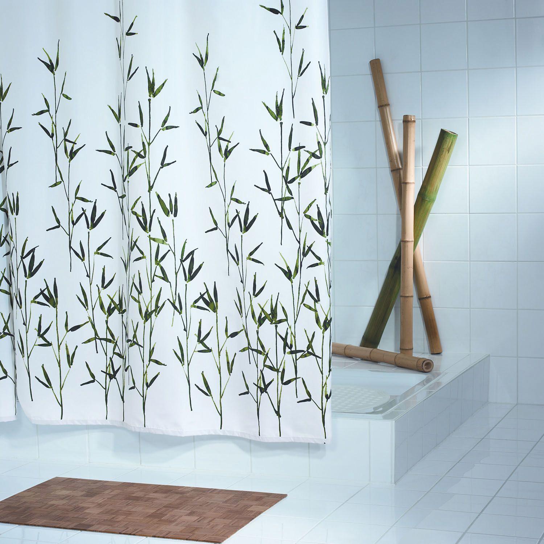 Duschvorhang Bambu, Grund