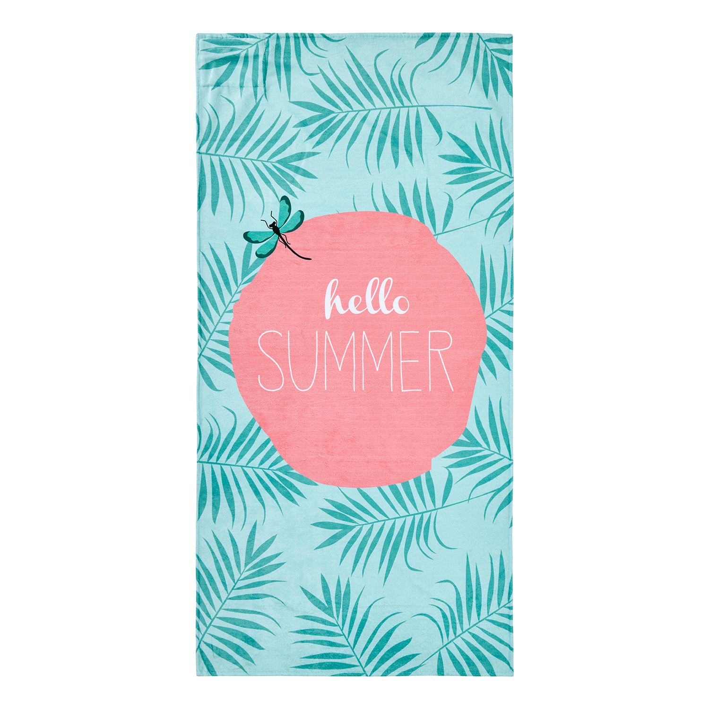 home24 Strandtuch Hello Summer