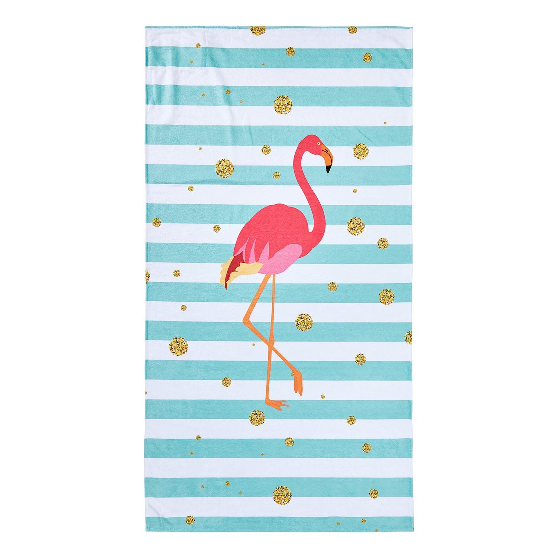 home24 Strandtuch Flamingo