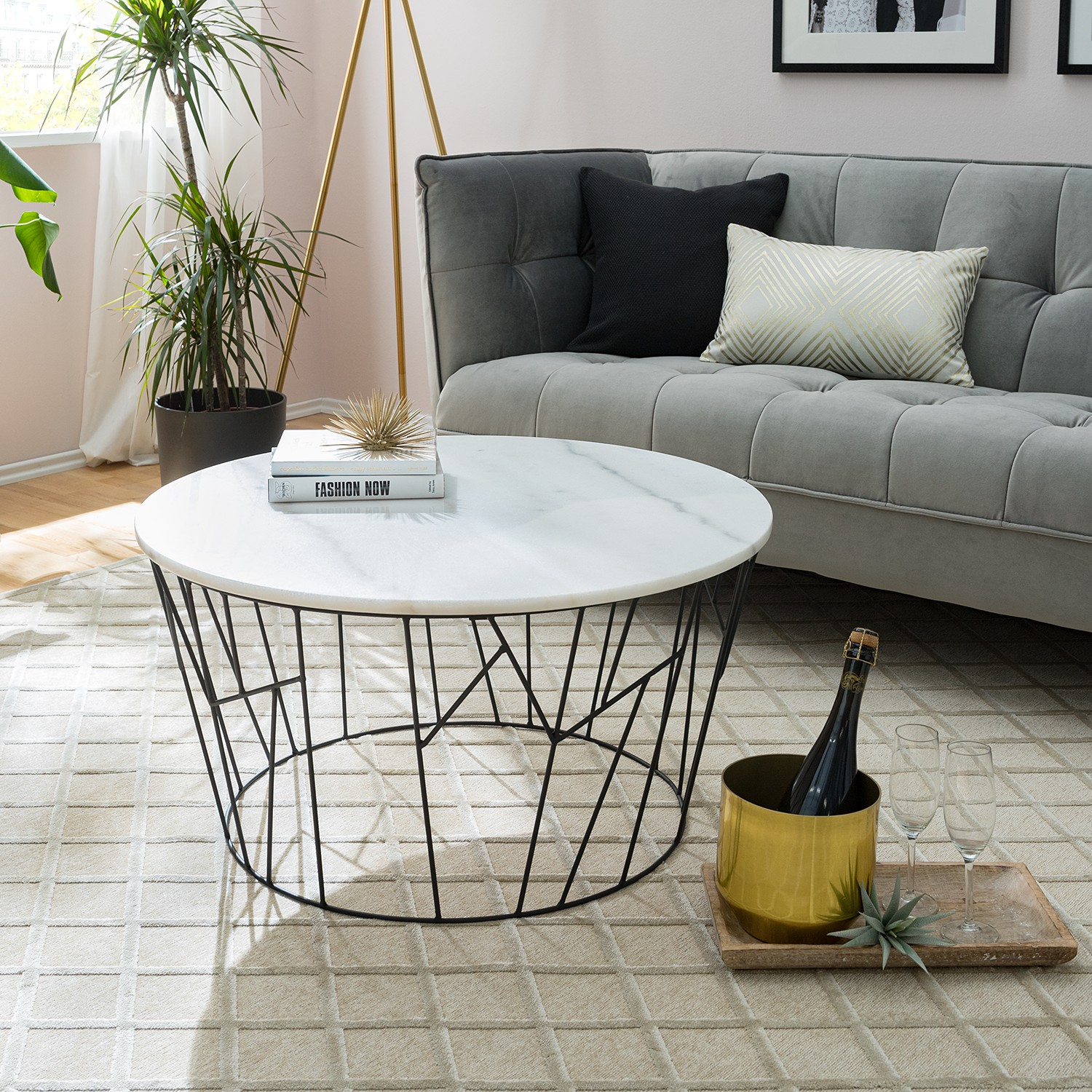 Table basse Malee