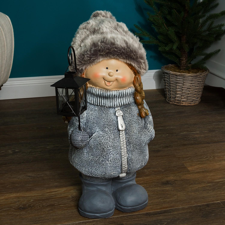 Home24 Sierobject Winterkind Maedchen, My Flair