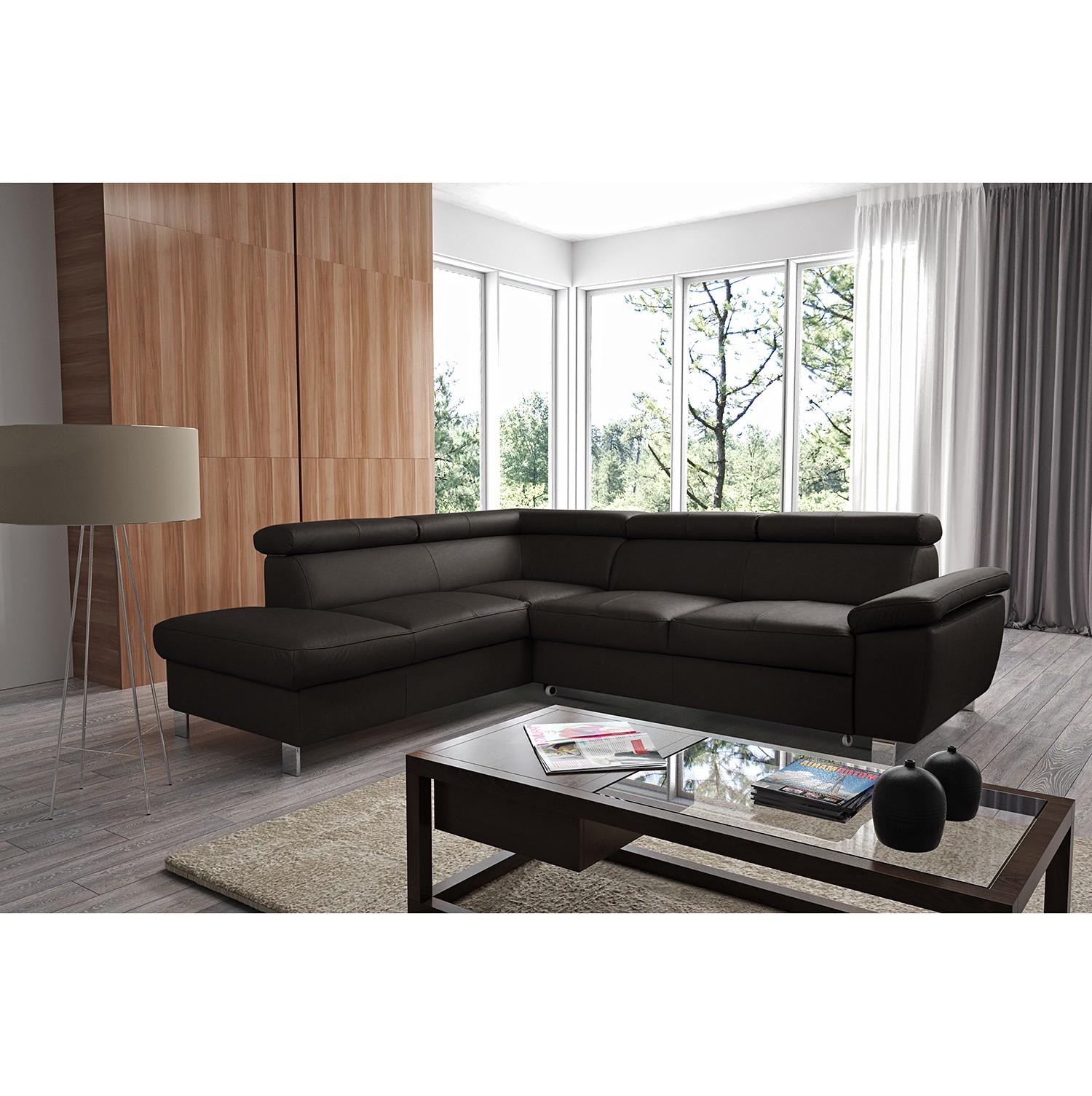 Canapé d'angle Waal I