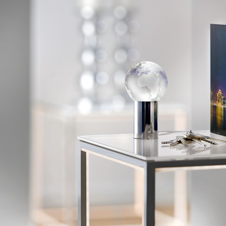 home24 LED-Tischleuchte Contro III