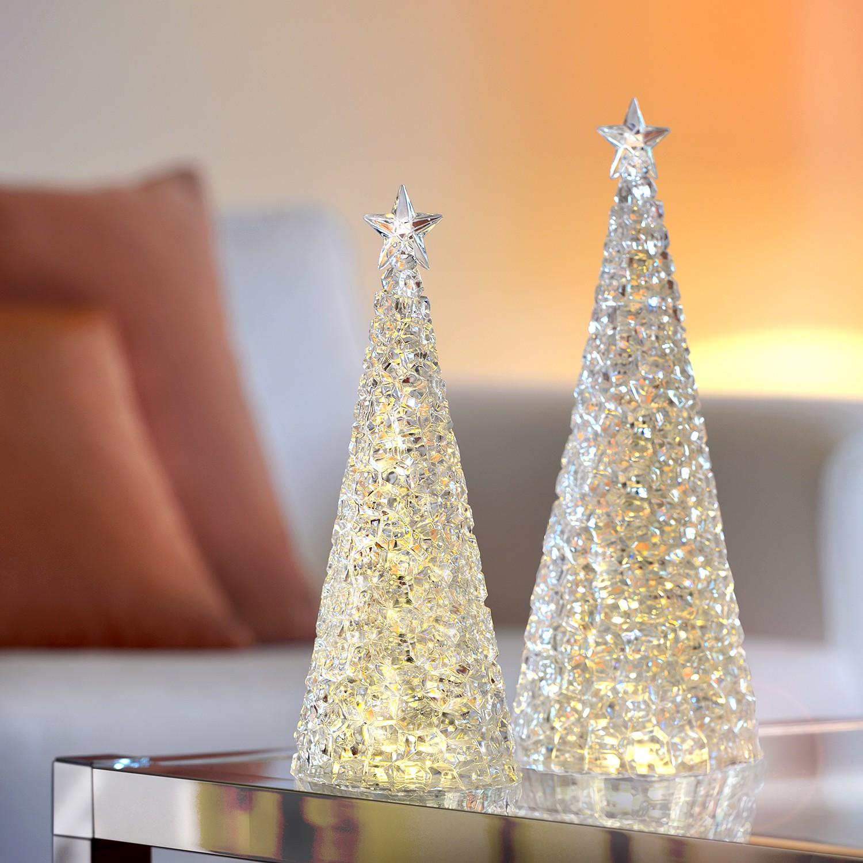 home24 LED-Tischleuchte Glamor