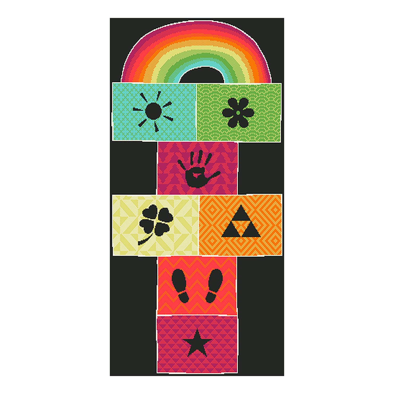 Kinderteppich Cessnock   Kinderzimmer > Textilien für Kinder   Siehe shop   Top Square