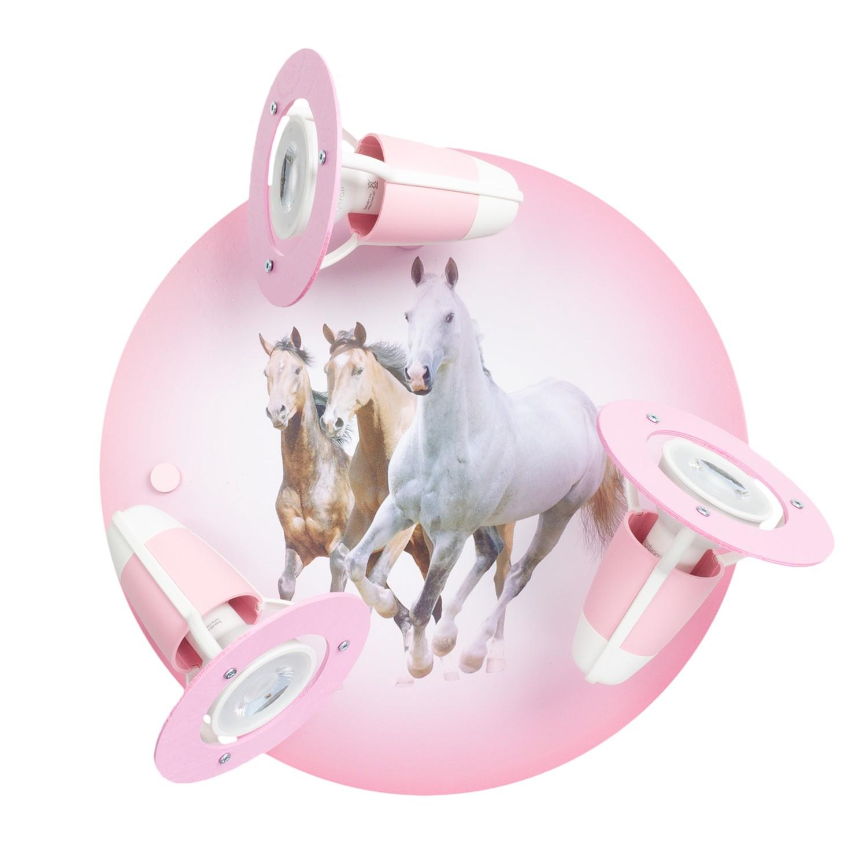 Deckenleuchte Pferde, Elobra