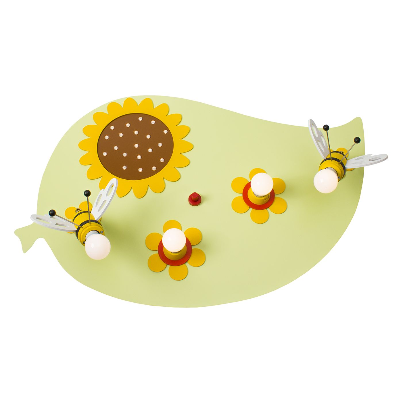 home24 Deckenleuchte Biene