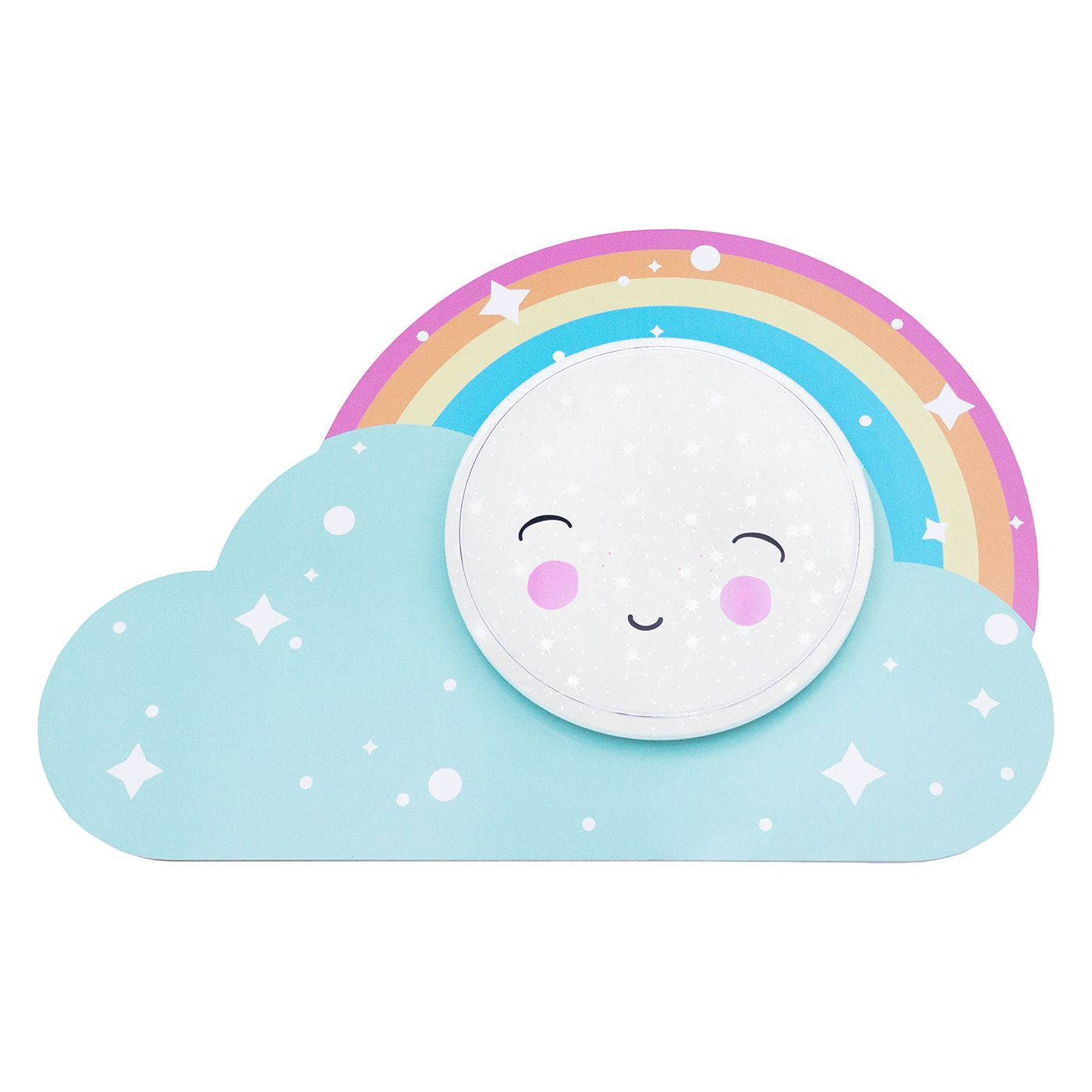 Applique murale Wolke Rainbow