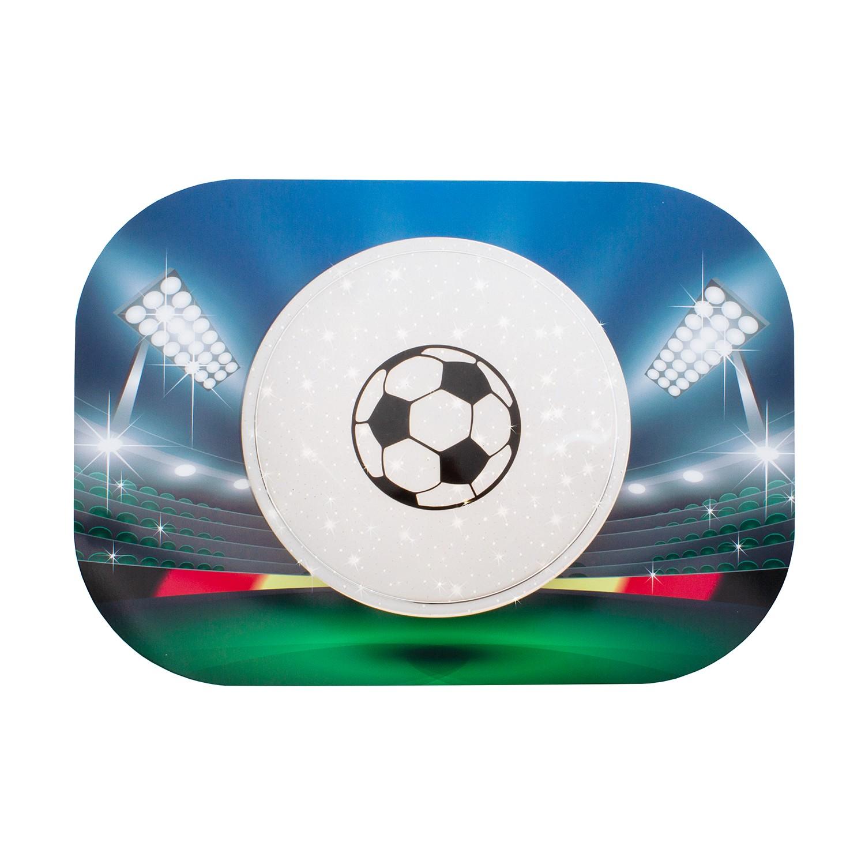 home24 LED-Deckenleuchte Fussballarena
