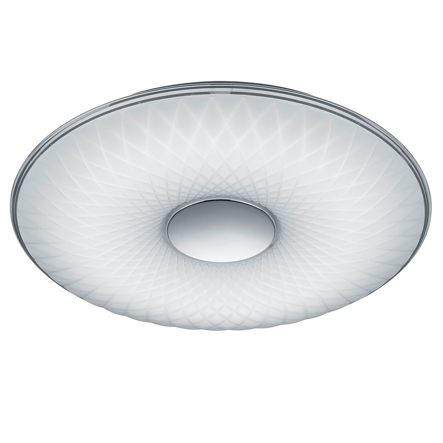 home24 LED-Deckenleuchte Lotus