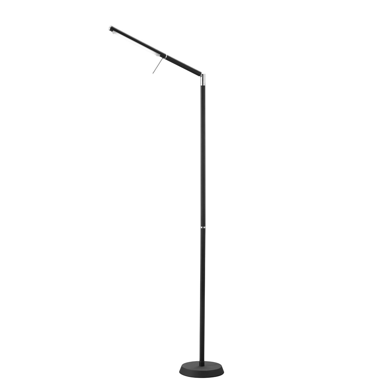 home24 LED-Stehleuchte Filigran
