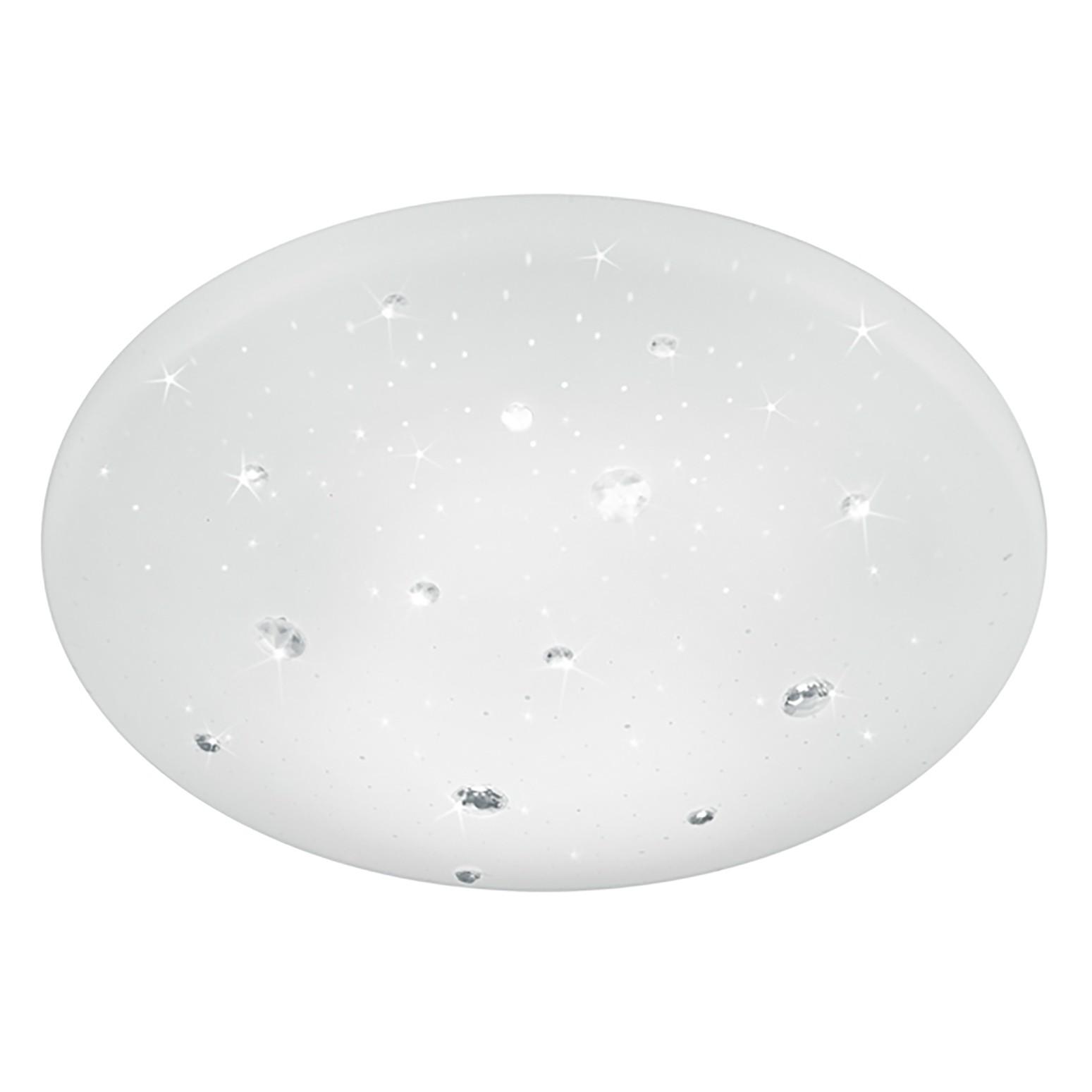 home24 LED-Deckenleuchte Achat I