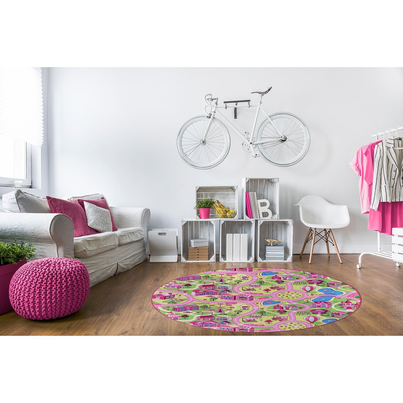 home24 Kinderteppich Sweet Village | Kinderzimmer > Textilien für Kinder > Kinderteppiche | andiamo