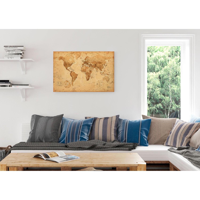 Bild Weltkarte I, Reinders