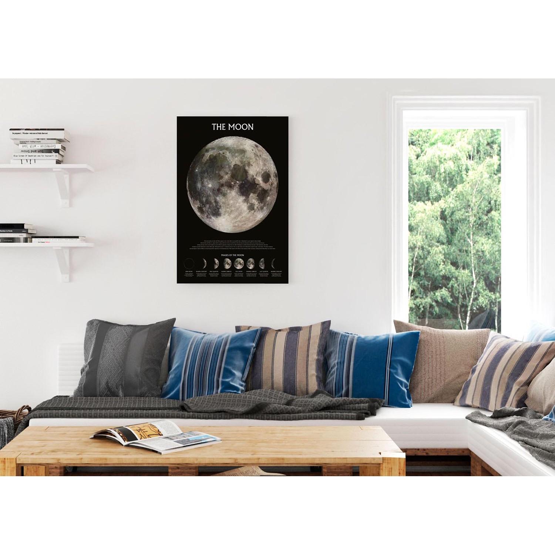 Home24 Afbeelding Mondphasen, Reinders