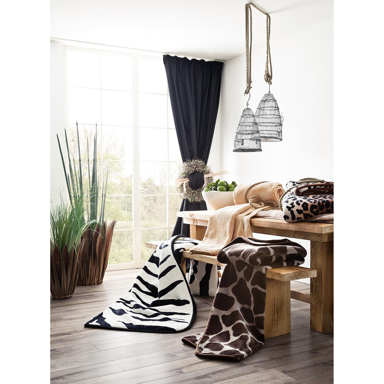 home24 Plaid Simply Luxury III