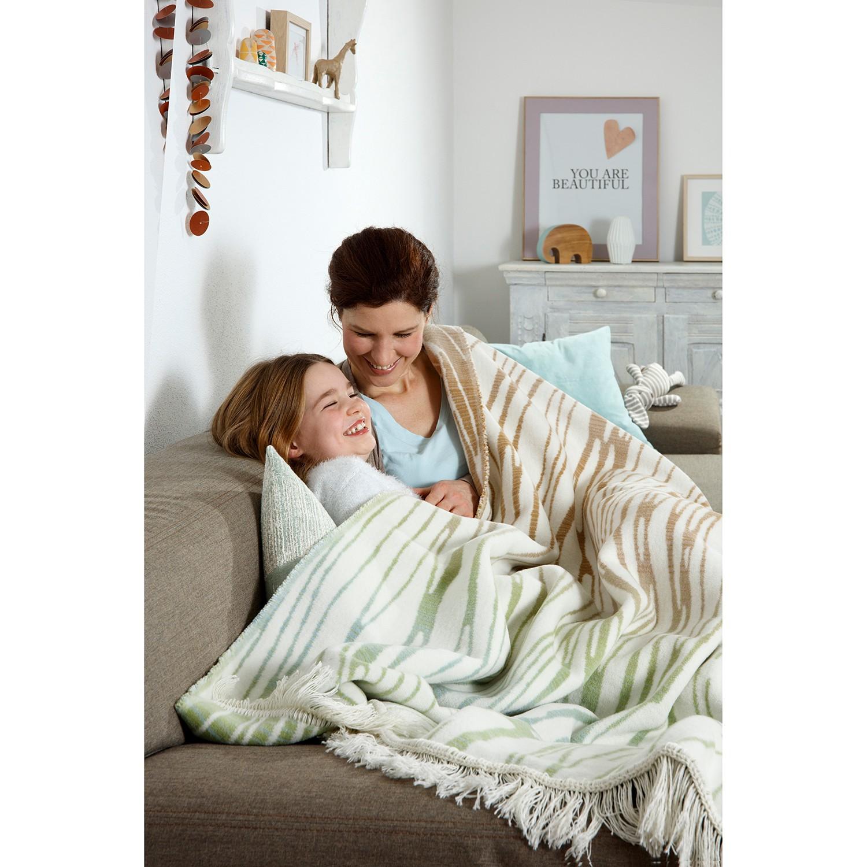 home24 Plaid Soft Impression Ombré Wave