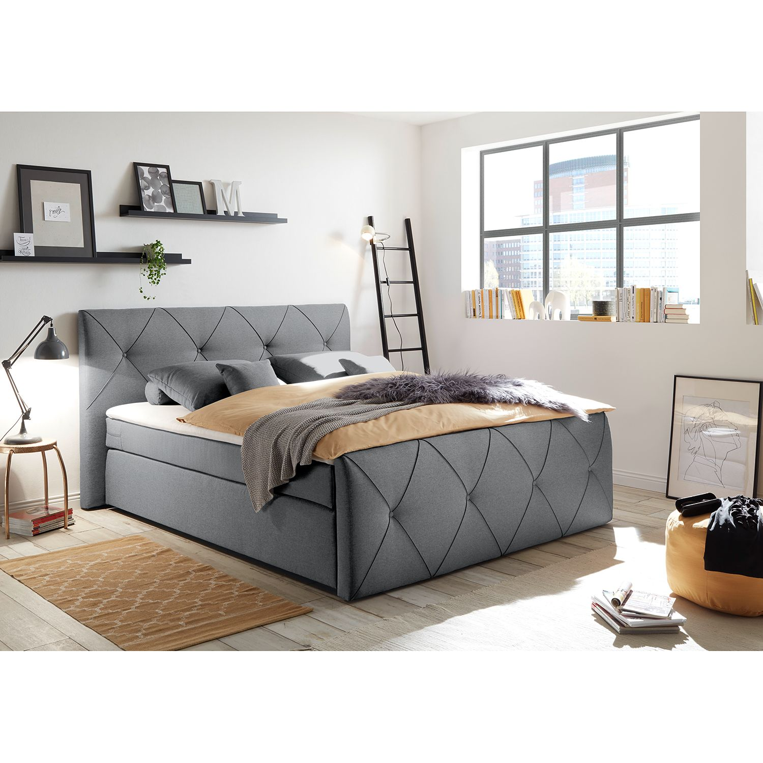 Lit boxspring Elsene