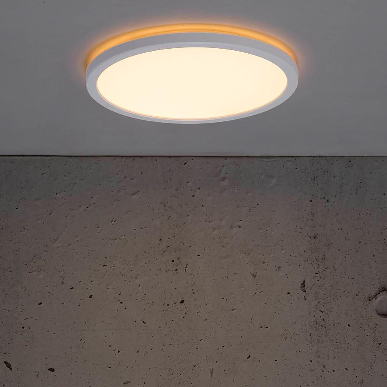 home24 LED-Deckenleuchte Bronx I