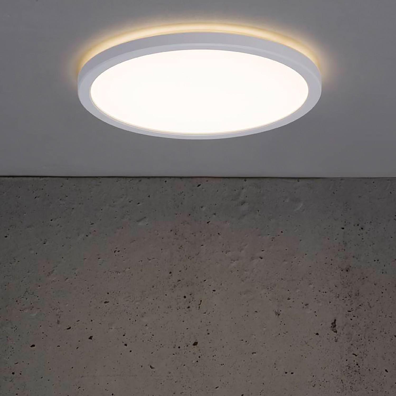 home24 LED-Deckenleuchte Bronx II