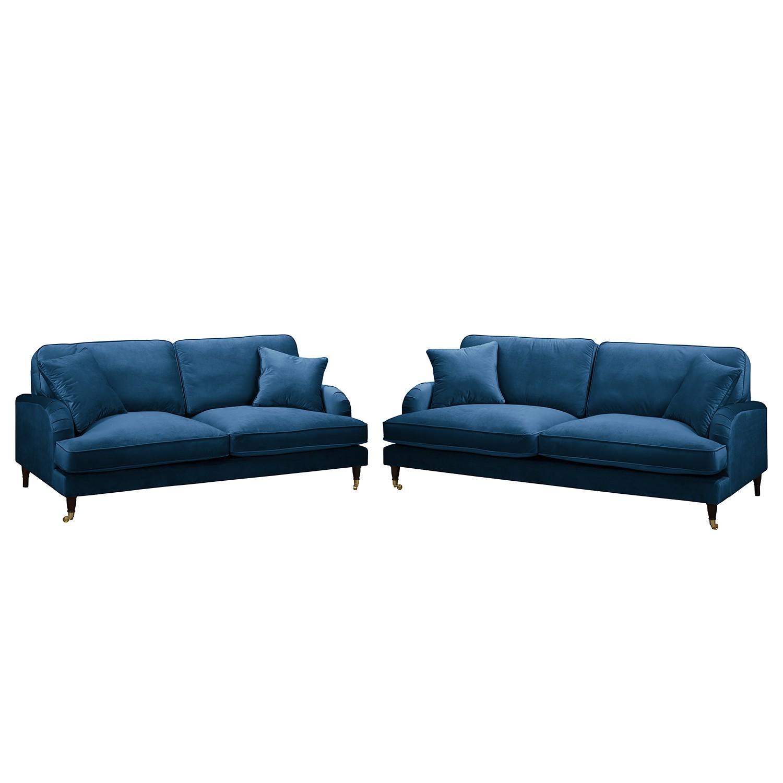home24 Polstergarnitur Bethania I (3-2) | Wohnzimmer > Sofas & Couches > Garnituren | Jack und Alice