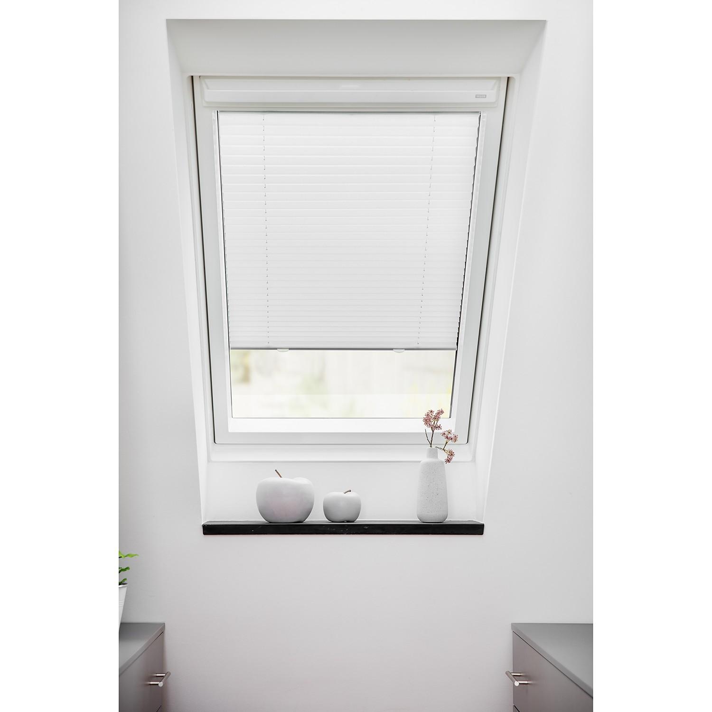 Dachfenster Plissee Haftfix, Lichtblick
