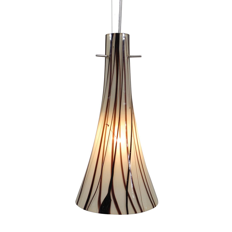 home24 LED-Pendelleuchte Pye