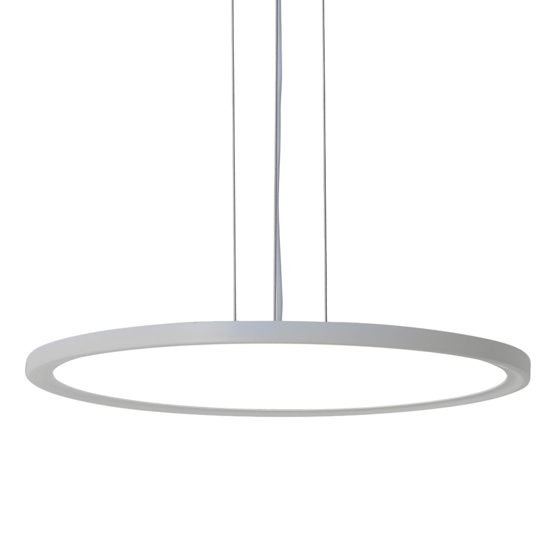 home24 LED-Pendelleuchte Frisbee I