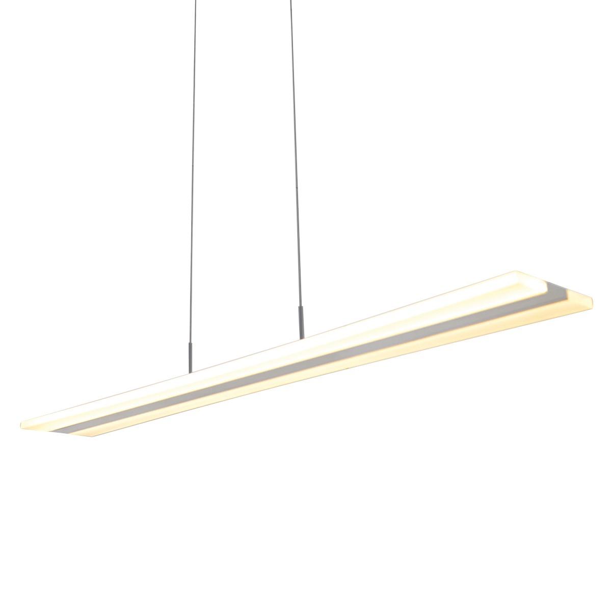 home24 LED-Pendelleuchte Potim