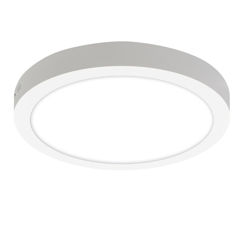 home24 LED-Deckenleuchte Wilston
