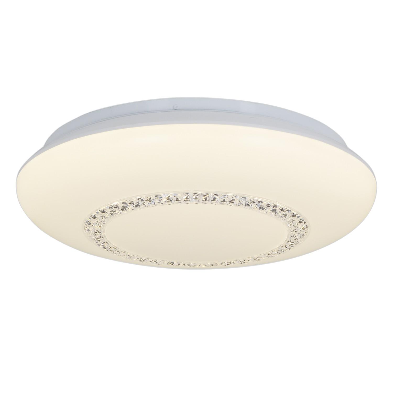 home24 LED-Deckenleuchte Pilsen