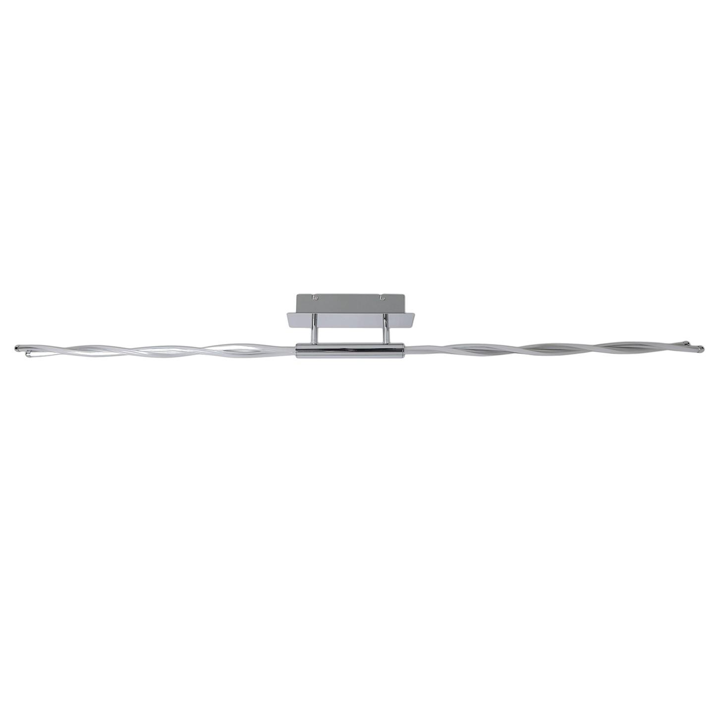 home24 LED-Deckenleuchte Eving