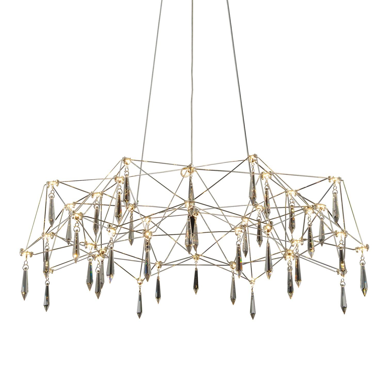 home24 LED-Pendelleuchte Araneus