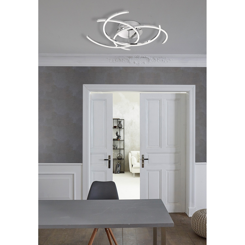 home24 LED-Deckenleuchte Visby I