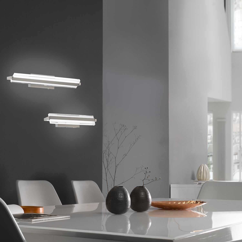home24 LED-Wandleuchte Paros II