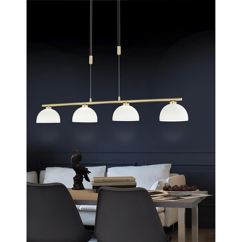 home24 LED-Pendelleuchte Avignon II