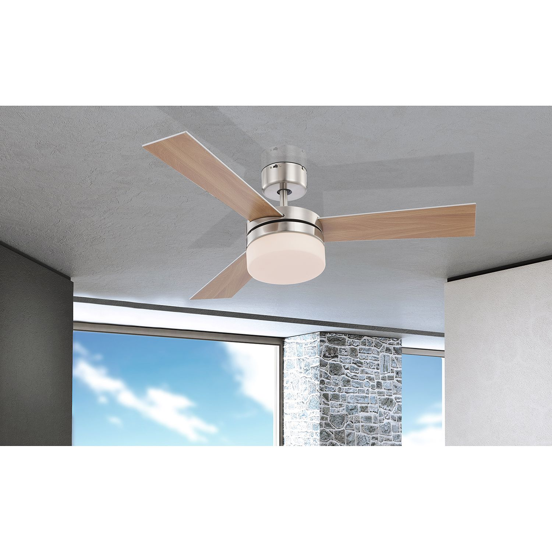 Plafonnier ventilateur Alana