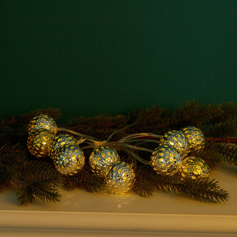 Home24 LED-kerstboomversiering Lobos, My Flair