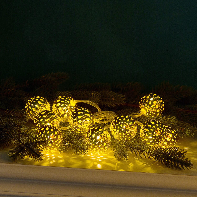 LED-kerstboomversiering Lobos, My Flair