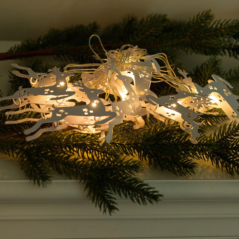 LED-Lichterkette Bebra, My Flair