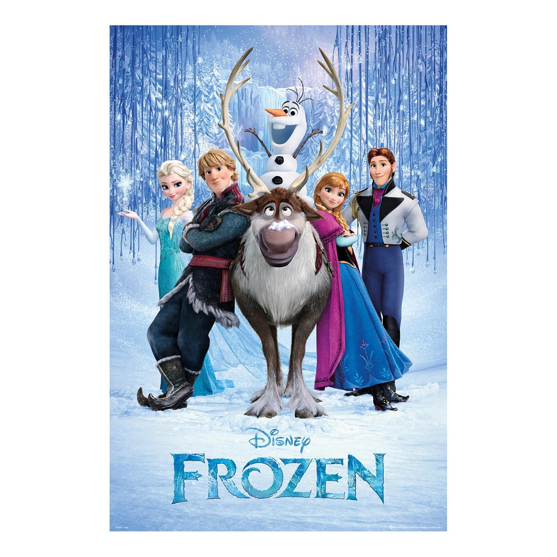 Bild Disney's Die Eiskoenigin Cover, Reinders